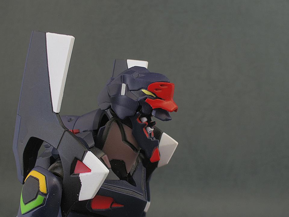 ROBOT魂 エヴァ3号機9