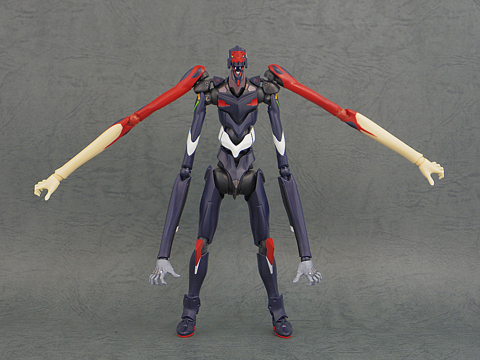 ROBOT魂 エヴァ3号機28