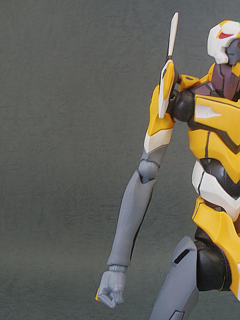 ROBOT魂 エヴァ零号機改14