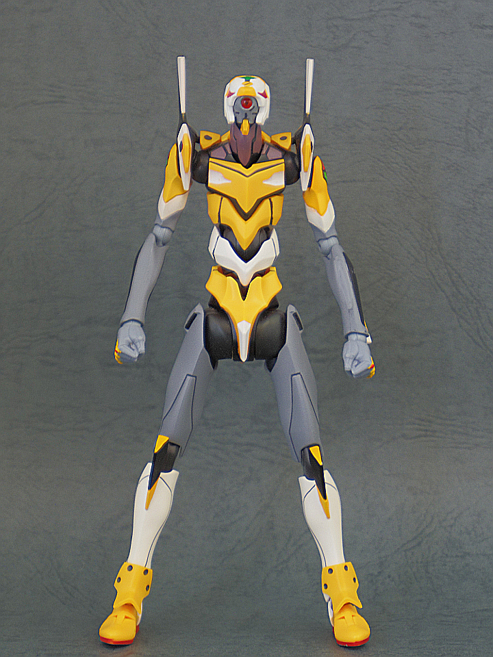 ROBOT魂 エヴァ零号機改1
