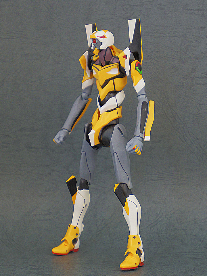 ROBOT魂 エヴァ零号機改2