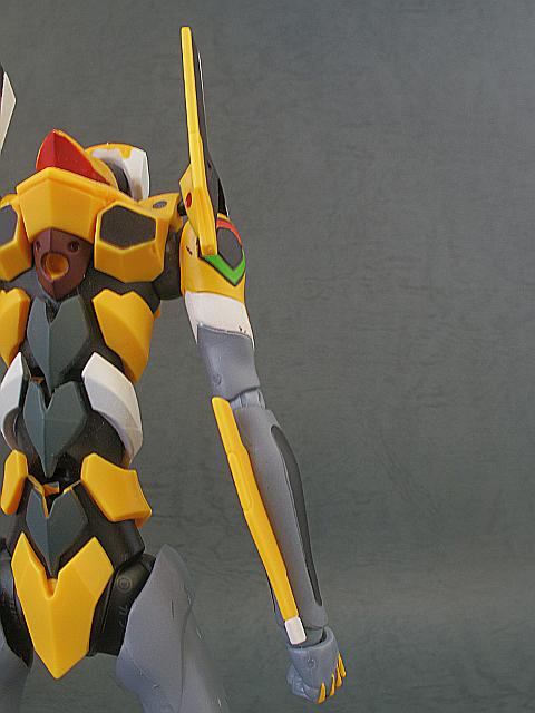 ROBOT魂 エヴァ零号機改15