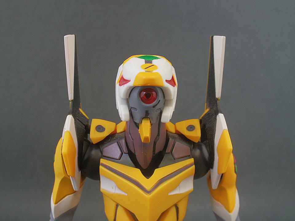 ROBOT魂 エヴァ零号機改7