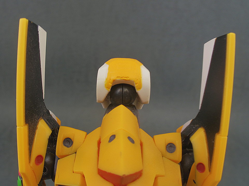 ROBOT魂 エヴァ零号機改9