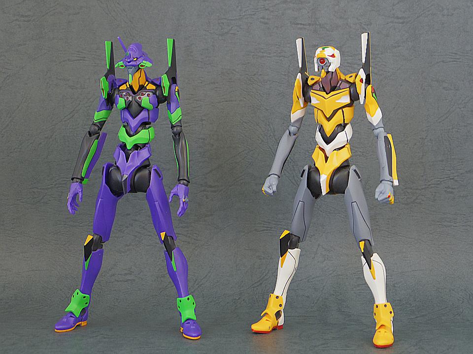 ROBOT魂 エヴァ零号機改6