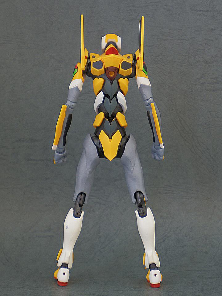 ROBOT魂 エヴァ零号機改5