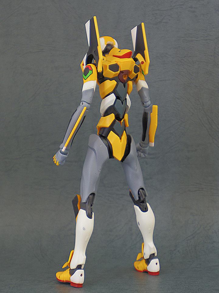 ROBOT魂 エヴァ零号機改4