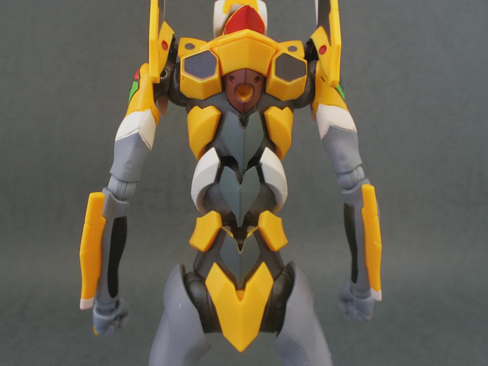 ROBOT魂 エヴァ零号機改12