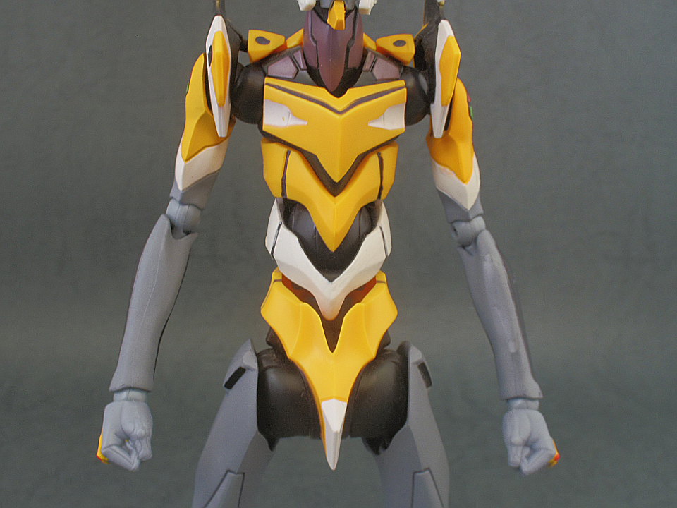ROBOT魂 エヴァ零号機改11