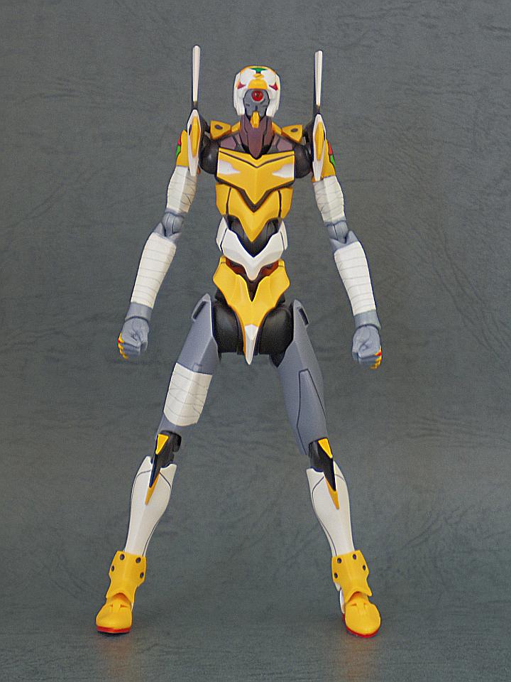ROBOT魂 エヴァ零号機改33