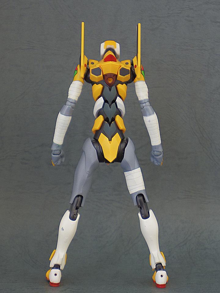 ROBOT魂 エヴァ零号機改34