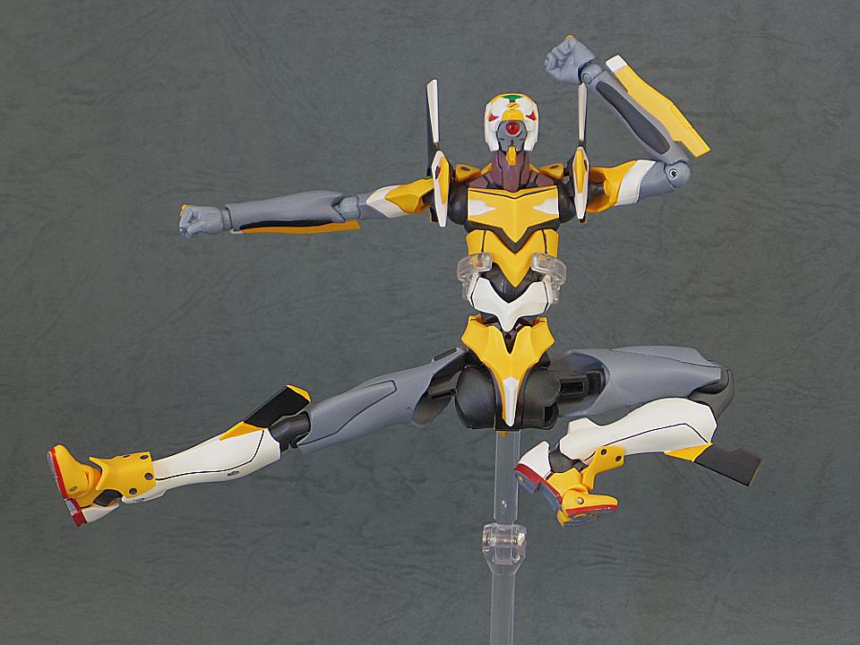 ROBOT魂 エヴァ零号機改36