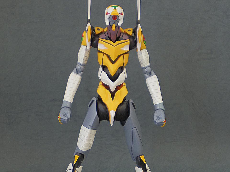ROBOT魂 エヴァ零号機改35