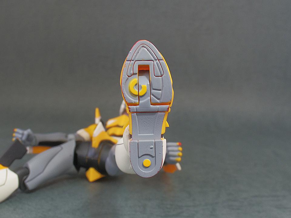 ROBOT魂 エヴァ零号機改21