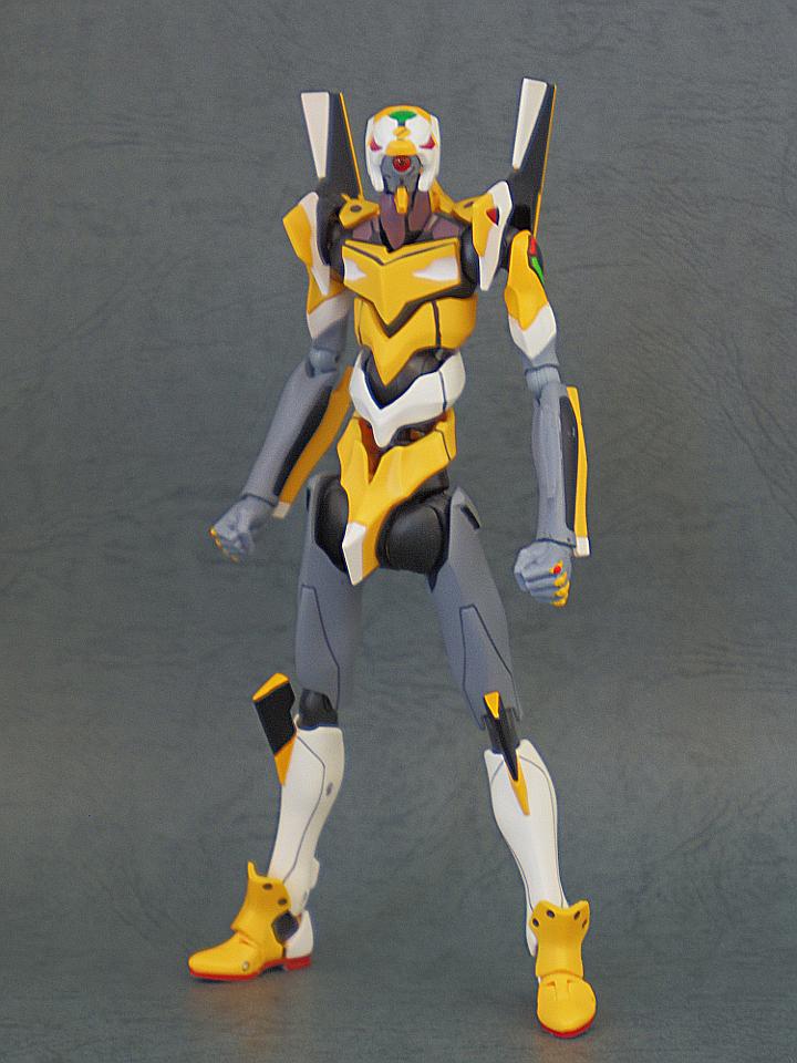 ROBOT魂 エヴァ零号機改40