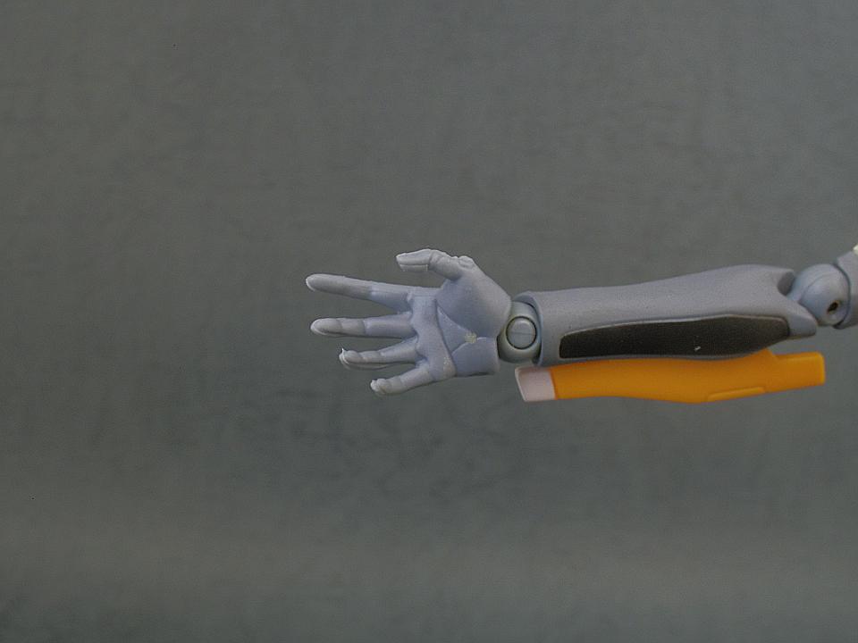 ROBOT魂 エヴァ零号機改24