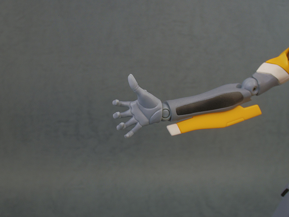 ROBOT魂 エヴァ零号機改26