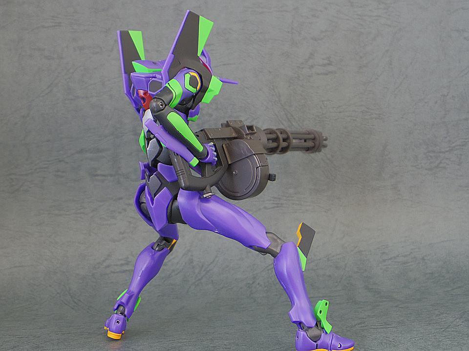 ROBOT魂 エヴァ零号機改47