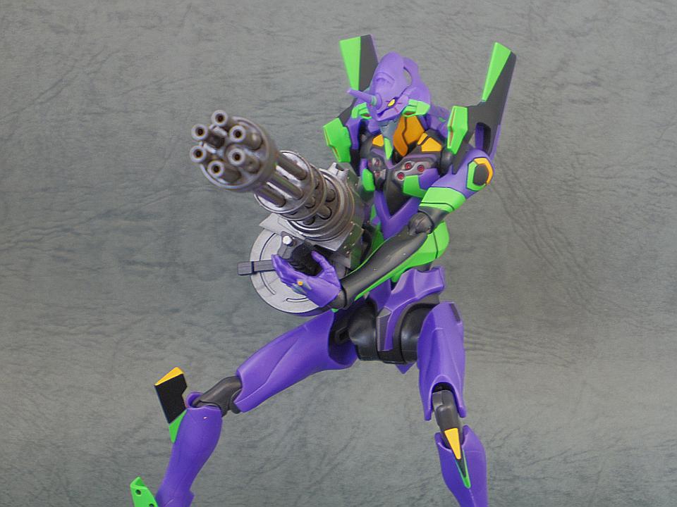 ROBOT魂 エヴァ零号機改48
