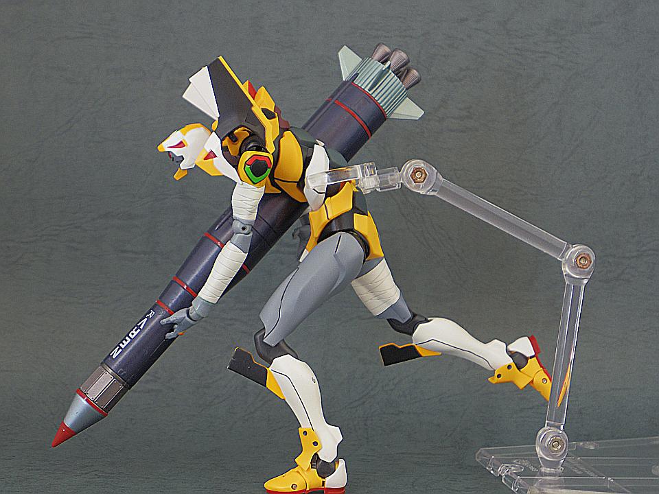 ROBOT魂 エヴァ零号機改50