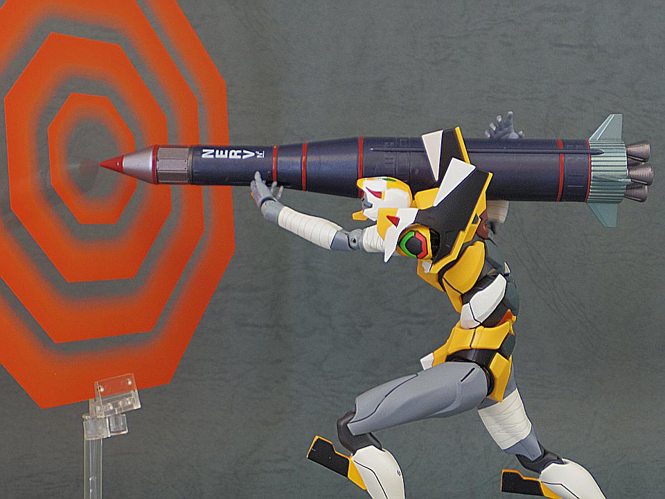 ROBOT魂 エヴァ零号機改51