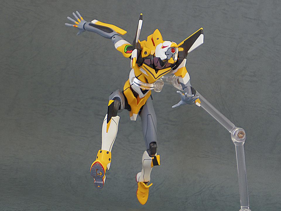 ROBOT魂 エヴァ零号機改42