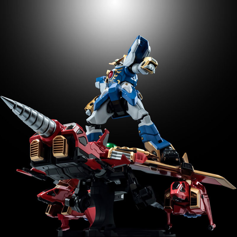 "METAMOR-FORCE ""BARI""ATION 超重神グラヴィオンZwei ソルグラヴィオンFIGURE-053994_04"