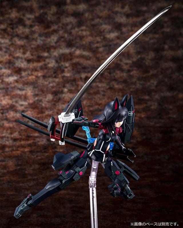 メガミデバイス × アリス・ギア・アイギス 吾妻楓[皆伝] プラモデルFIGURE-054201_06