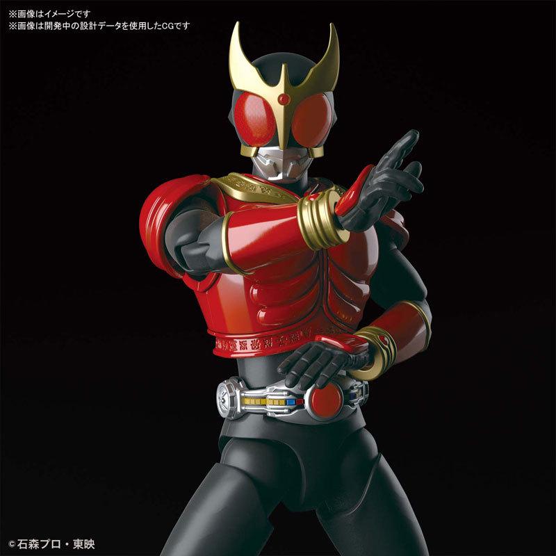 Figure-rise Standard 仮面ライダークウガ マイティフォーム プラモデルFIGURE-054072_01