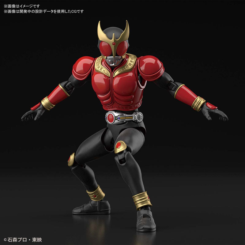 Figure-rise Standard 仮面ライダークウガ マイティフォーム プラモデルFIGURE-054072_02
