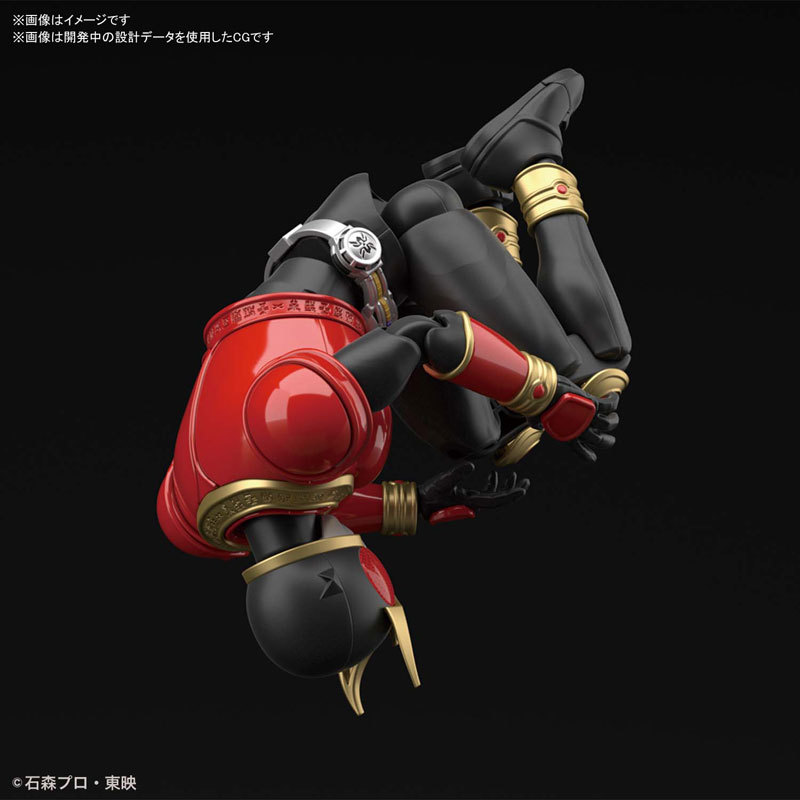 Figure-rise Standard 仮面ライダークウガ マイティフォーム プラモデルFIGURE-054072_04