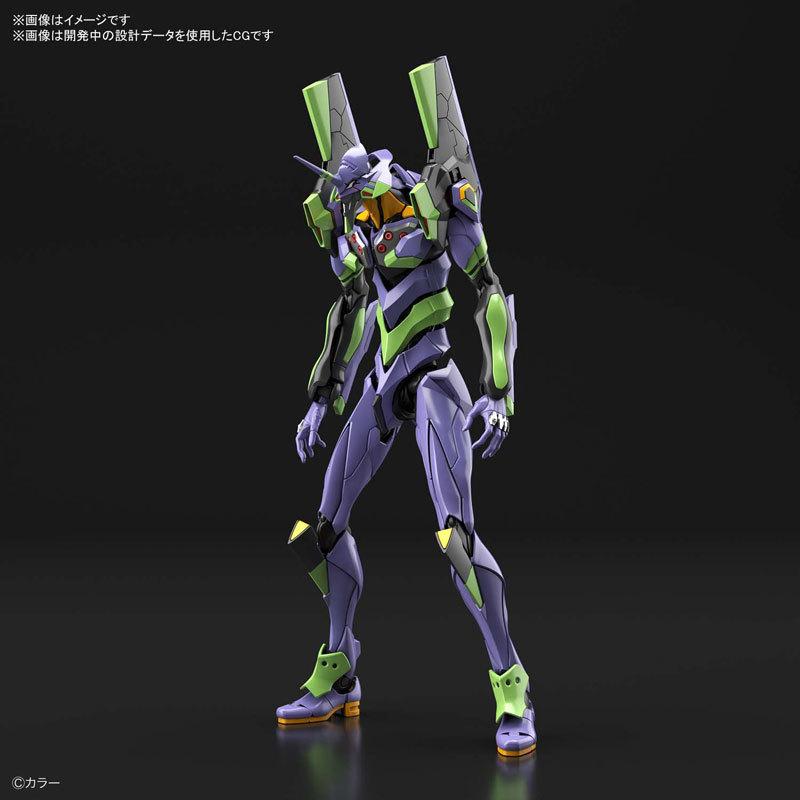 RG 汎用ヒト型決戦兵器 人造人間エヴァンゲリオン初号機 プラモデルTOY-RBT-5178_01