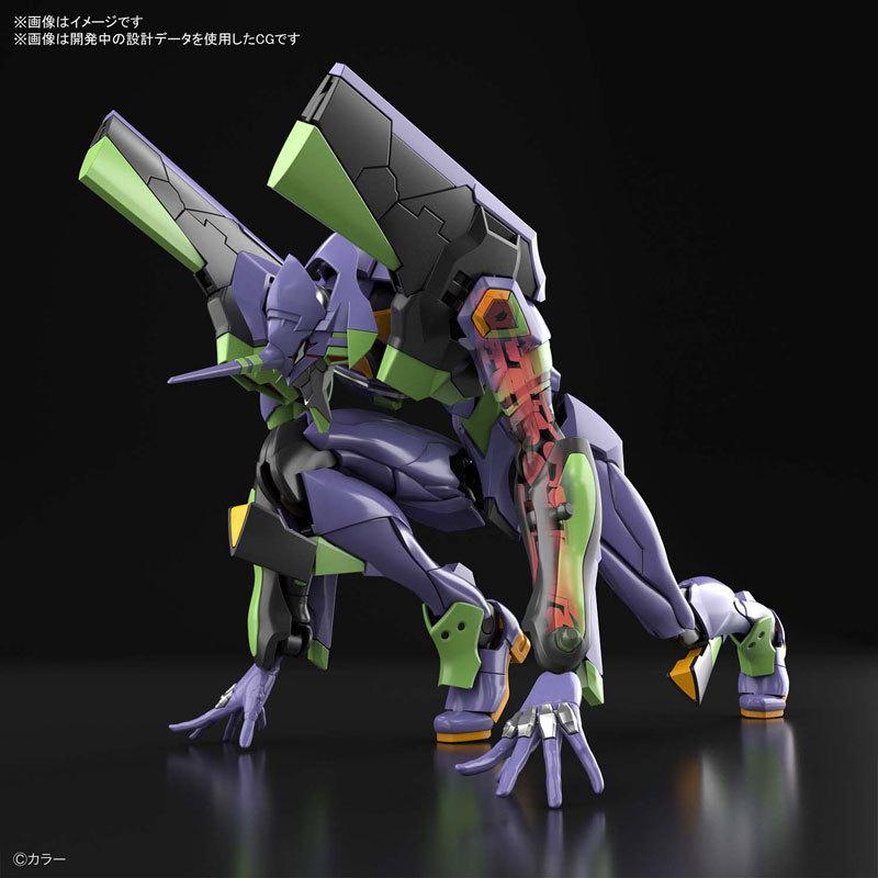 RG 汎用ヒト型決戦兵器 人造人間エヴァンゲリオン初号機 プラモデルTOY-RBT-5178_03