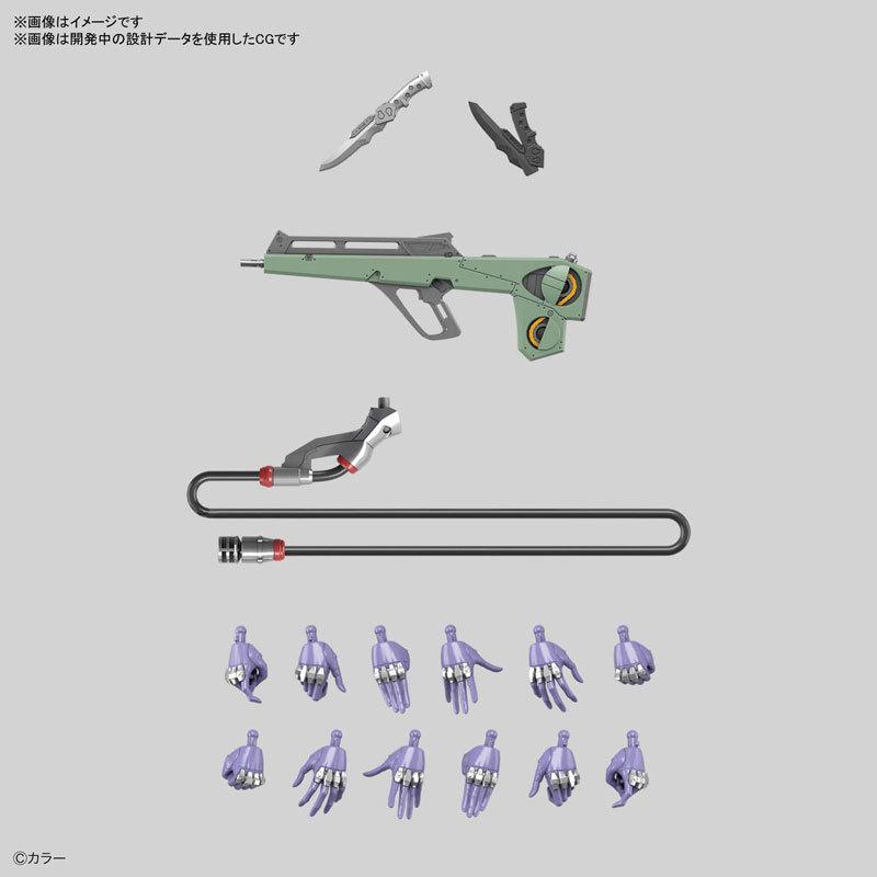 RG 汎用ヒト型決戦兵器 人造人間エヴァンゲリオン初号機 プラモデルTOY-RBT-5178_10