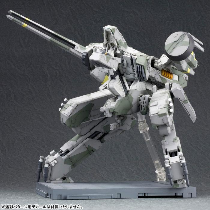 メタルギアソリッド 1100 メタルギア REX プラモデルTOY-RBT-5167_05
