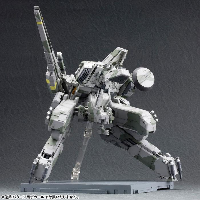 メタルギアソリッド 1100 メタルギア REX プラモデルTOY-RBT-5167_06