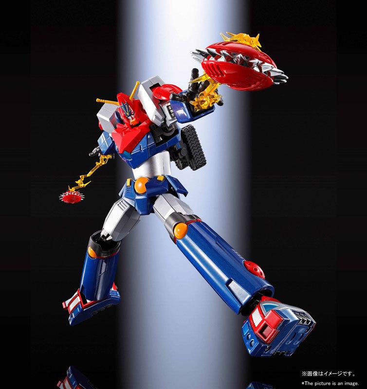 超合金魂 GX-90 超電磁ロボ コン・バトラーVFIGURE-053803_06