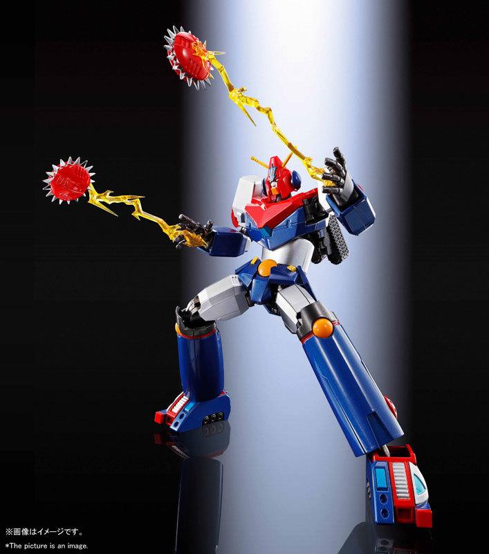超合金魂 GX-90 超電磁ロボ コン・バトラーVFIGURE-053803_07