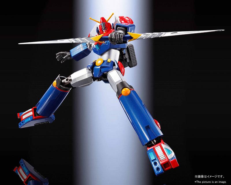 超合金魂 GX-90 超電磁ロボ コン・バトラーVFIGURE-053803_09