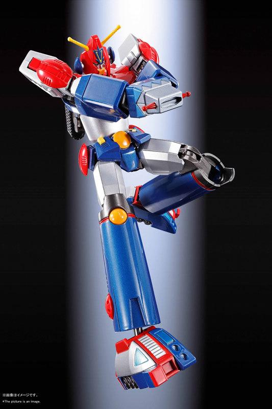 超合金魂 GX-90 超電磁ロボ コン・バトラーVFIGURE-053803_11
