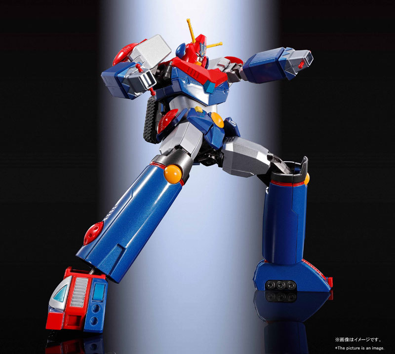 超合金魂 GX-90 超電磁ロボ コン・バトラーVFIGURE-053803_12