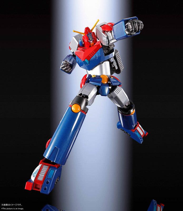 超合金魂 GX-90 超電磁ロボ コン・バトラーVFIGURE-053803_13