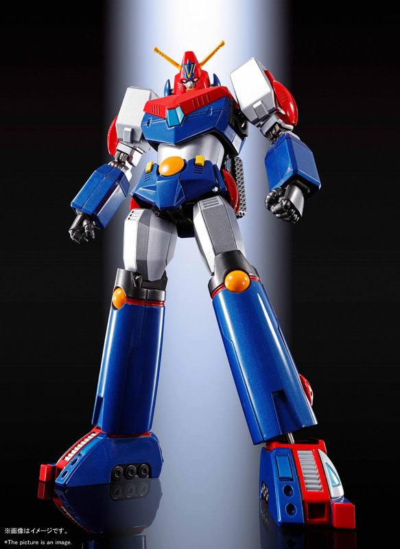 超合金魂 GX-90 超電磁ロボ コン・バトラーVFIGURE-053803_01