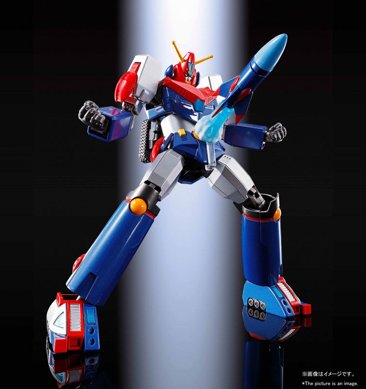 超合金魂 GX-90 超電磁ロボ コン・バトラーVFIGURE-053803_05