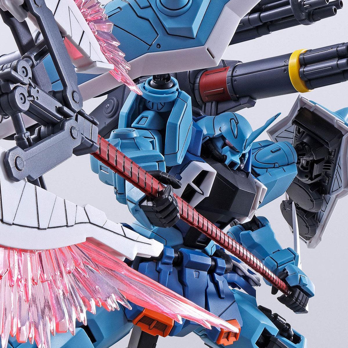MG スラッシュザクファントム(イザーク・ジュール専用機)04