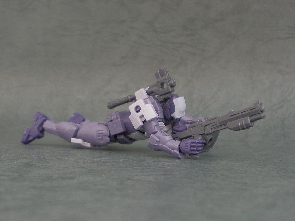 ヘキサギア ガバナー パラポーン・センチネル58