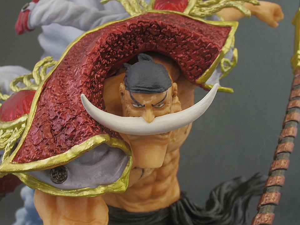 フィギュアーツZERO エドワード・ニューゲート 白ひげ海賊団13