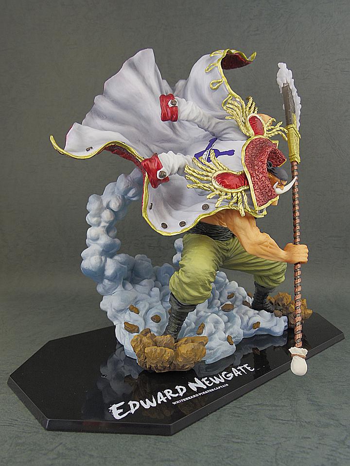 フィギュアーツZERO エドワード・ニューゲート 白ひげ海賊団9