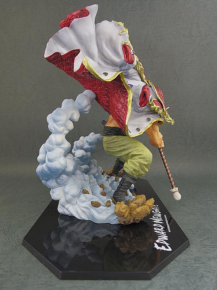 フィギュアーツZERO エドワード・ニューゲート 白ひげ海賊団8