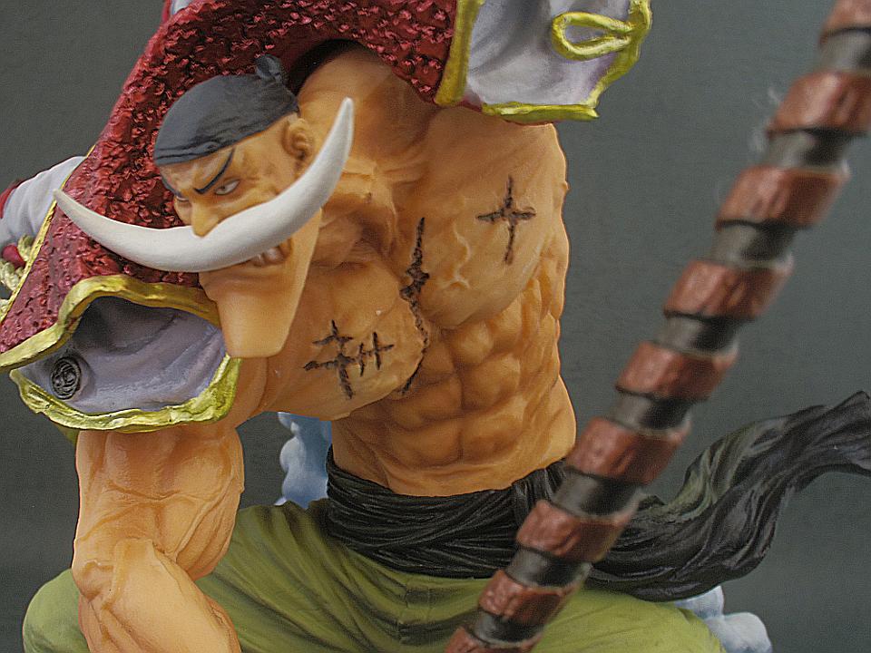フィギュアーツZERO エドワード・ニューゲート 白ひげ海賊団15